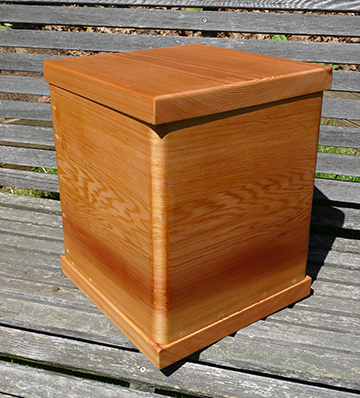 Bentwood Box | Salal, the Cascadian Food Institute, LLC