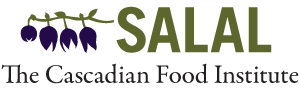 Salal, the Cascadian Food Institute, LLC
